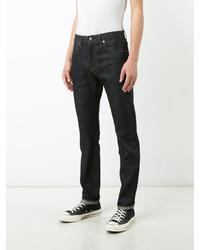 dunkelblaue enge Jeans von Levi's