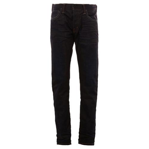 dunkelblaue enge Jeans von Mastercraft Union