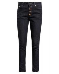 dunkelblaue enge Jeans von Michael Kors