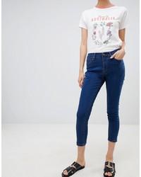 dunkelblaue enge Jeans von Ryder