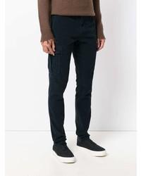 dunkelblaue enge Jeans von Eleventy