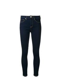 dunkelblaue enge Jeans von Tommy Hilfiger