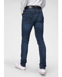 dunkelblaue enge Jeans von Tommy Jeans