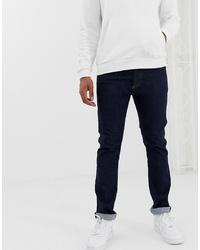 dunkelblaue enge Jeans von Versace Jeans