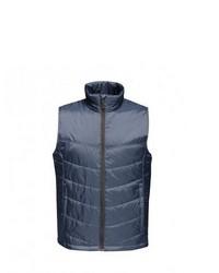 dunkelblaue gesteppte ärmellose Jacke von Regatta