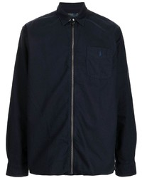 dunkelblaue Harrington-Jacke von Polo Ralph Lauren