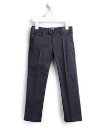 dunkelblaue Hose von Armani Junior