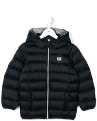 dunkelblaue Jacke von Armani Junior