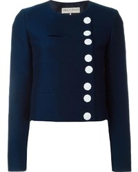 dunkelblaue Jacke von Emilio Pucci