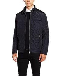 dunkelblaue Jacke von Karl Lagerfeld