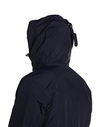 dunkelblaue Jacke von Napapijri