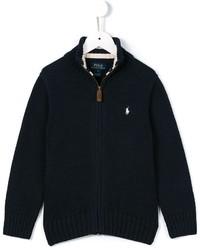 dunkelblaue Jacke von Ralph Lauren