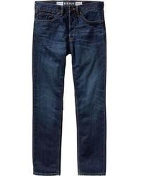 Dunkelblaue jeans original 468486