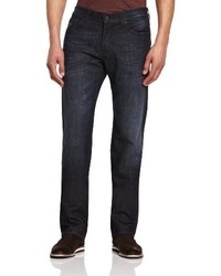 Dunkelblaue Jeans von 7 For All Mankind