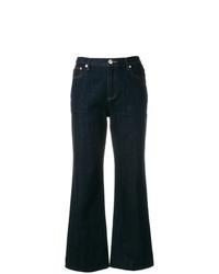 dunkelblaue Jeans von A.P.C.