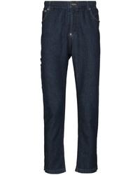dunkelblaue Jeans von adidas