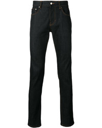dunkelblaue Jeans von AMI Alexandre Mattiussi