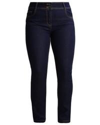 dunkelblaue Jeans von Anna Field