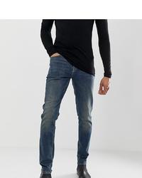 dunkelblaue Jeans von ASOS DESIGN