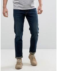 dunkelblaue Jeans von Asos