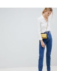 dunkelblaue Jeans von Asos Tall