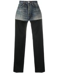 dunkelblaue Jeans von Balenciaga