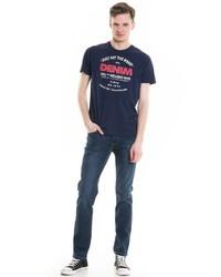 dunkelblaue Jeans von Big Star