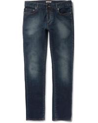 dunkelblaue Jeans von Bottega Veneta