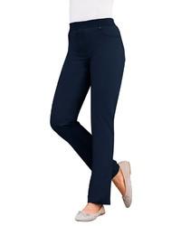 dunkelblaue Jeans von CLASSIC BASICS