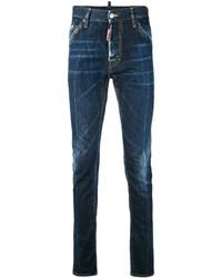dunkelblaue Jeans von DSQUARED2