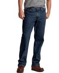 dunkelblaue Jeans von Eddie Bauer