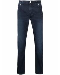 dunkelblaue Jeans von Eleventy