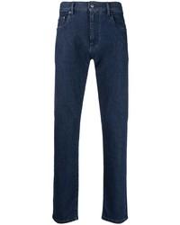 dunkelblaue Jeans von Ermenegildo Zegna