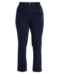 Dunkelblaue Jeans von Evans
