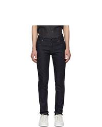 dunkelblaue Jeans von Fendi