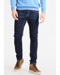 dunkelblaue Jeans von Gin Tonic