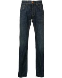 dunkelblaue Jeans von Giorgio Armani