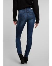 dunkelblaue Jeans von H.I.S