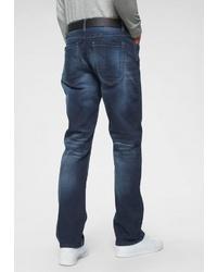 dunkelblaue Jeans von John Devin