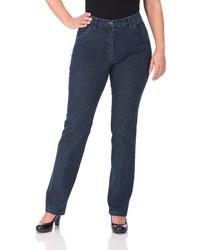 dunkelblaue Jeans von KJBRAND