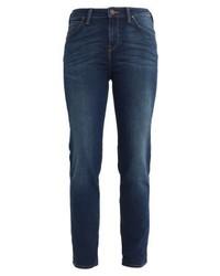 Dunkelblaue Jeans von Lee