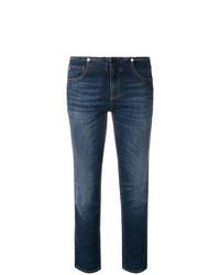 dunkelblaue Jeans von Love Moschino