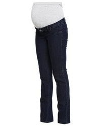 dunkelblaue Jeans von Mamalicious