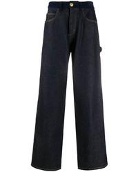 dunkelblaue Jeans von Marni
