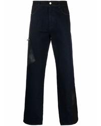 dunkelblaue Jeans von McQ