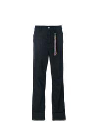 dunkelblaue Jeans von Mira Mikati