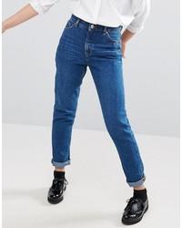 dunkelblaue Jeans von Monki