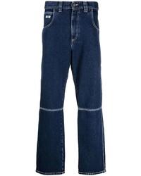 dunkelblaue Jeans von MSGM