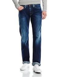 Dunkelblaue Jeans von Pepe Jeans