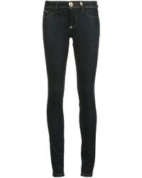 dunkelblaue Jeans von Philipp Plein